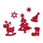 "Filz-Sortiment ""Weihnachten"""