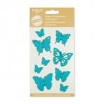 """Filz-Sticker """"Schmetterlinge"""""""