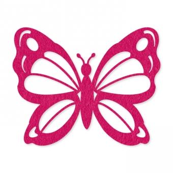 Filz-Schmetterling