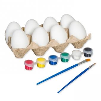 DIY-Set Plastik Ostereier