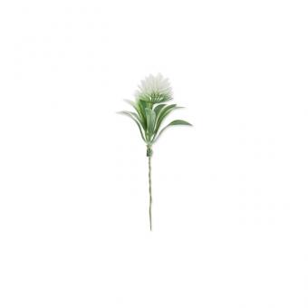 "Florale Deko ""Kugeldistel"""