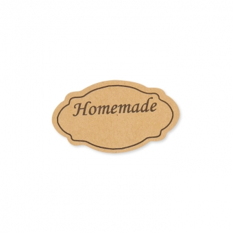 "Papier-Sticker ""Homemade"""