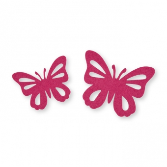 Filz-Schmetterlinge