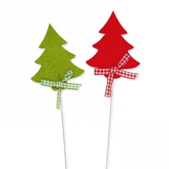 """Drahtstecker """"Weihnachtsbaum"""""""
