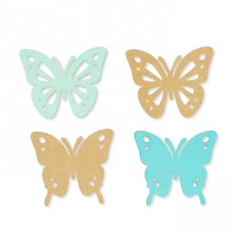 "Papier-Sortiment ""Schmetterlinge"""