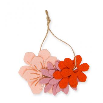 "Filzsortiment ""Blüten"""