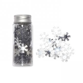 Streu-Schneeflocken ca. 17 Gramm