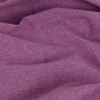 """Dekostoff """"Woll-Optik"""" violet"""
