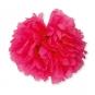 Papier Pompon DIY, Farbe: pink