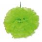 Papier Pompon DIY, Farbe: grün