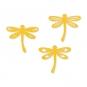 Filz-Libellen, sortiert, Farbe: gelb