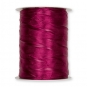 Crush-Satinband/-stoff, Farbe: Purple