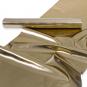 "Dekorationsband/-stoff ""Lamé"", Farbe: Gold"
