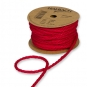 Jutekordel, Farbe: Rot