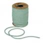 Papier-Strickschlauch, Farbe: Mint