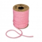 Papier-Strickschlauch, Farbe: Rosa