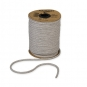 Papier-Strickschlauch, Farbe: Grau