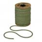 Papier-Strickschlauch, Farbe: Grün