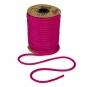 Papier-Strickschlauch, Farbe: Pink