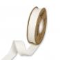 Papier-Strickschlauch, Farbe: Off-White