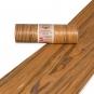 Holzfurnier-Stoff selbstklebend, Farbe: Braun