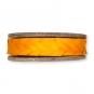 Holz-Flechtband, Farbe: orange