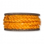 Maisstroh-Flechtband, Farbe: orange