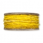 Maisstroh-Schnur, Farbe: gelb
