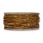 Maisstroh-Schnur, Farbe: braun