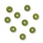 Holzperlen, Farbe: grün