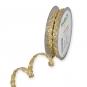 Glitter-Flechtband, Farbe: Gold