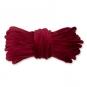 Samtschnur, Farbe: Rot