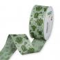 """Druckband """"Kaktus"""", Farbe: Mint/Grün"""