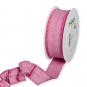 Dekorationsband, Farbe: Pink
