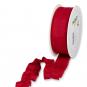 Dekorationsband, Farbe: Rot