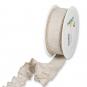 Dekorationsband, Farbe: Leinen