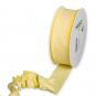 Dekorationsband, Farbe: Gelb