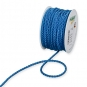 Kordel, Farbe: Azurblau (103)