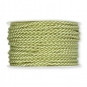 Kordel, Farbe: Pastellgrün (290)