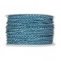 Kordel, Farbe: Rauchblau (421)