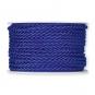 Kordel, Farbe: Blau (5)