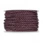 Kordel, Farbe: dunkles Altrosa (506)