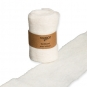 Wollband, Farbe: Creme