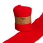 Wollband, Farbe: Rot