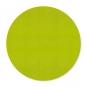 Filz-Tischset rund, Farbe: grün