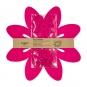 """Tischdeko-Set """"Blüten"""", Farbe: pink"""