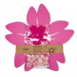 "Tischdeko-Set ""Blüten"", Farbe: rosa/pink/hellrosa"