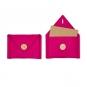 Filz-Geschenkumschlag, Farbe: pink