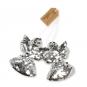 """Pailletten-Hänger """"Engel"""", Farbe: Silber/Silber"""