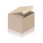"""Druckband """"Blumen"""", Farbe: Orange/Weiß/Leinen"""